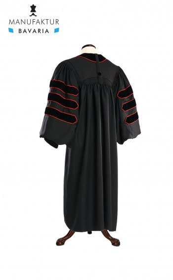 Dr. of Divinity Clergy / Pulpit Robe, royal regalia