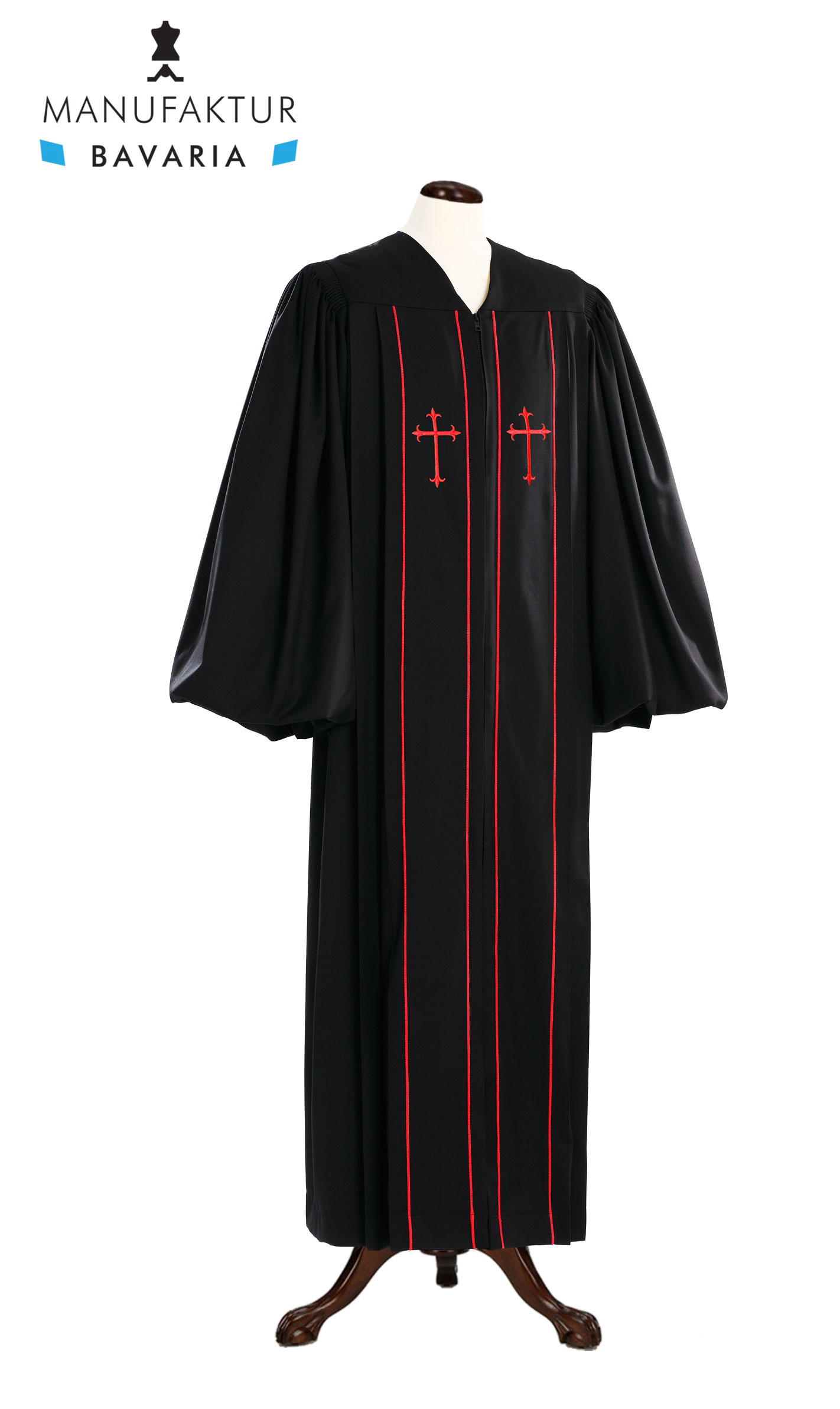 Clerical Clergy / Pulpit Robe, royal regalia