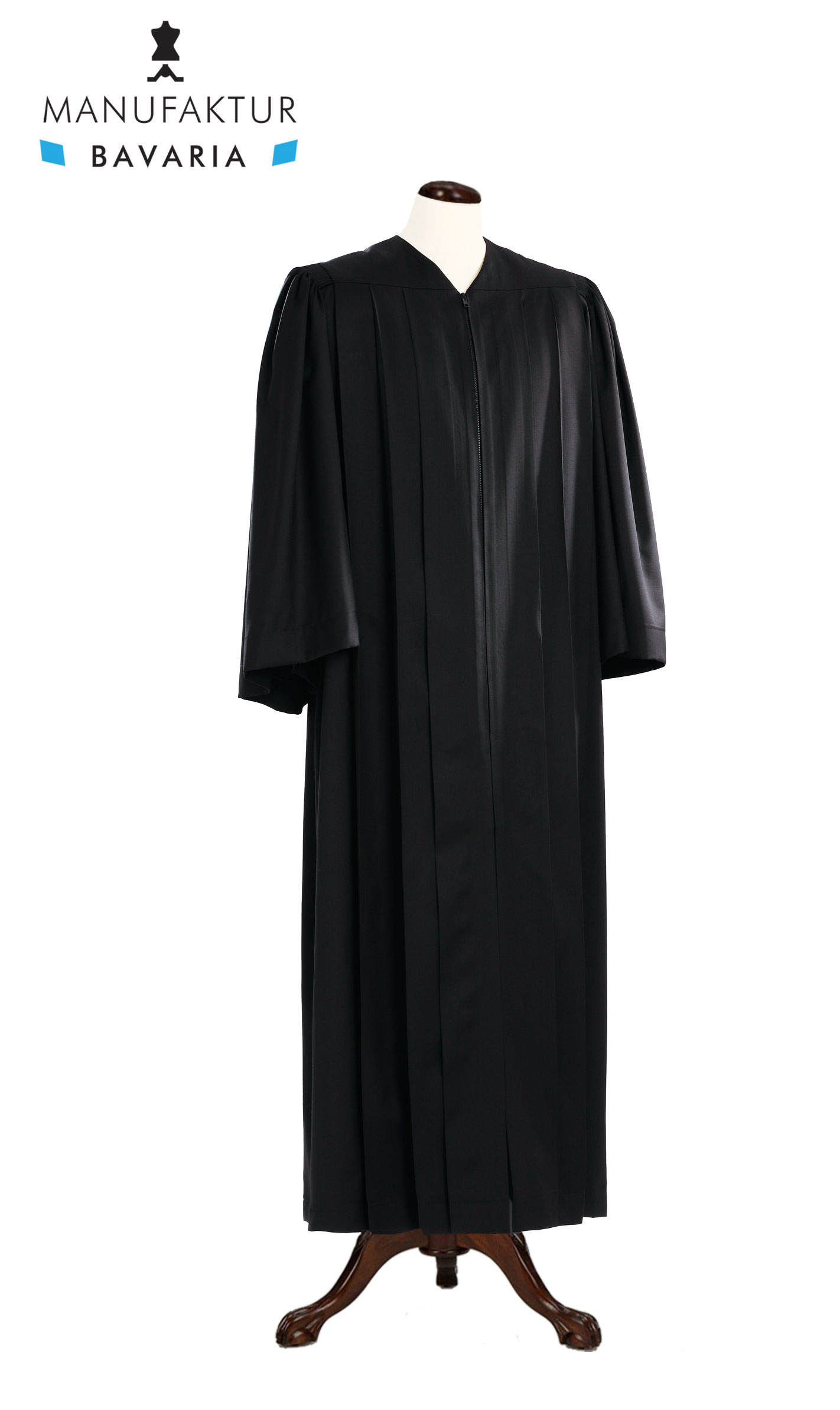Traditional Geneva Clergy / Pulpit Robe, royal regalia
