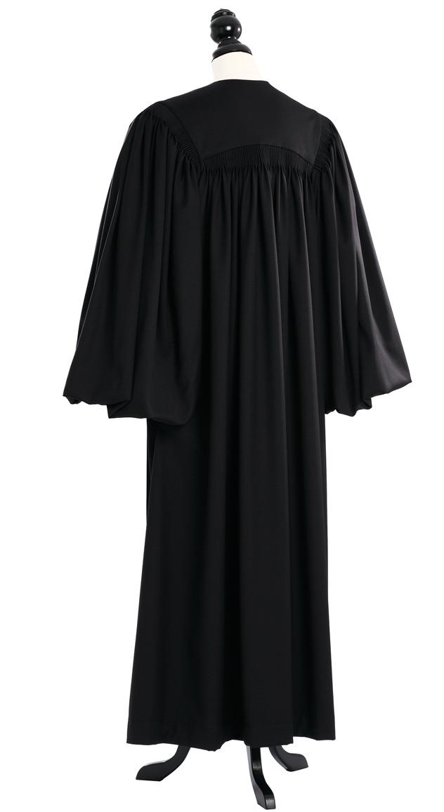 Custom Cleric Clergy Talar