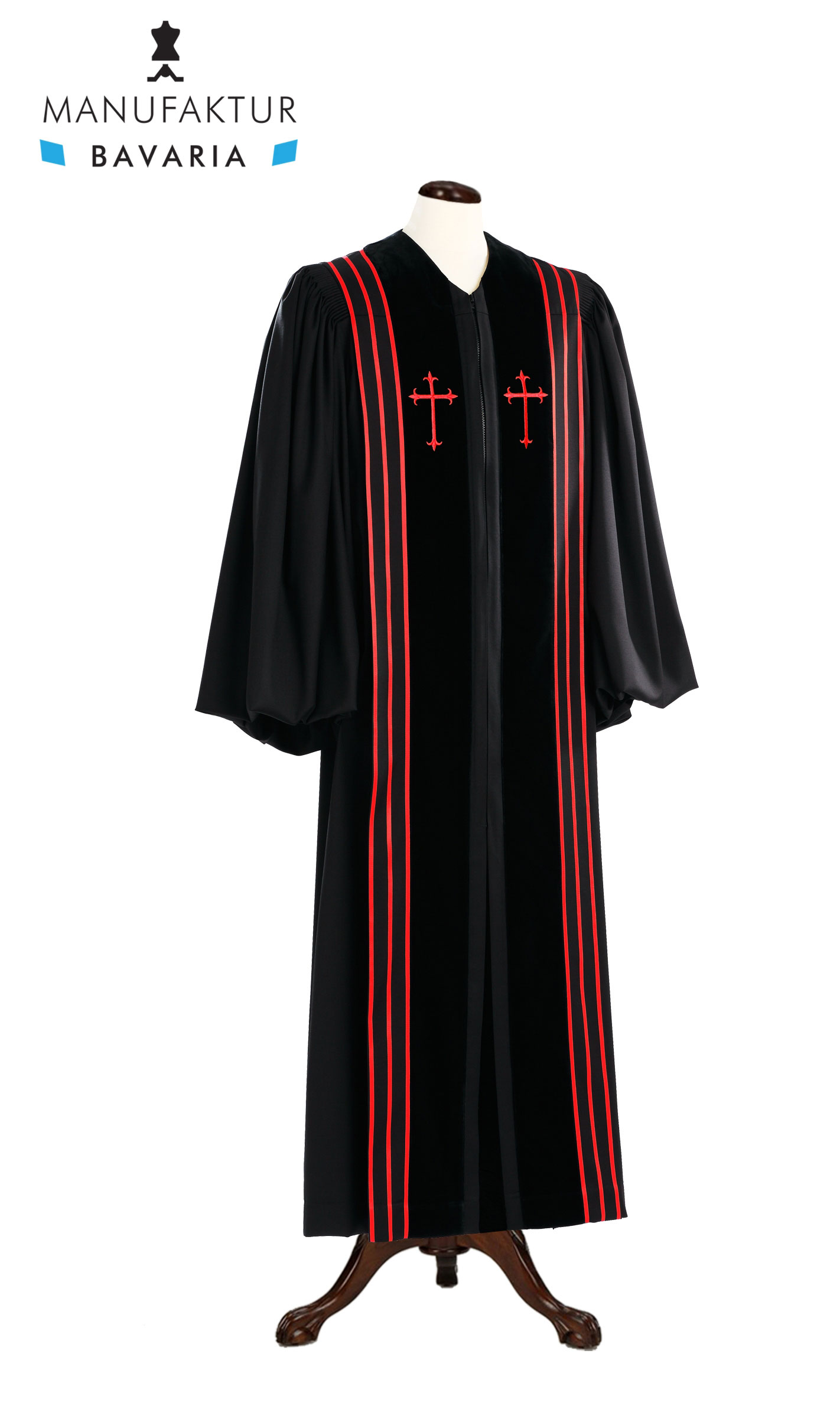 Bishop Clergy / Pulpit Robe, royal regalia