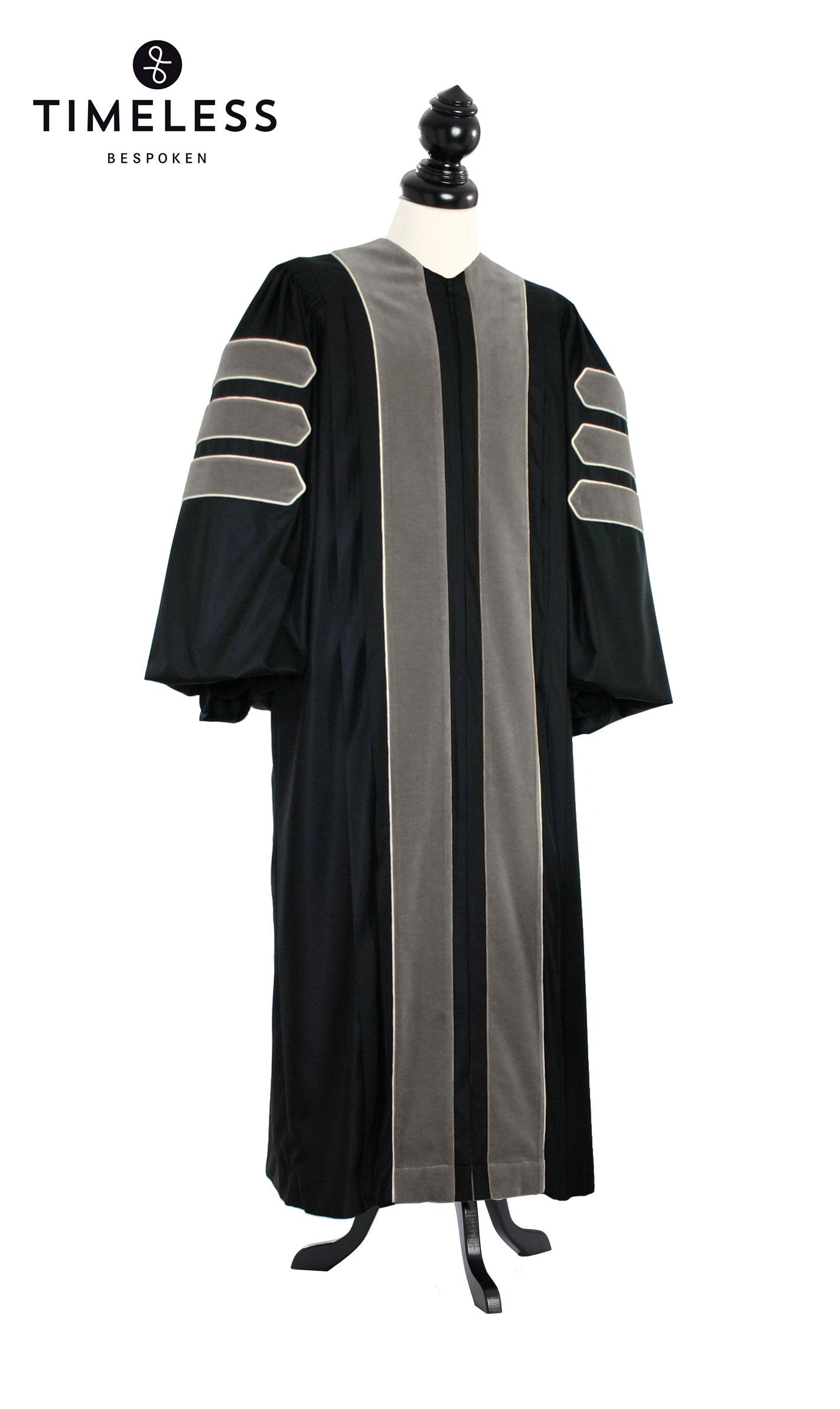 Doktortalar Tierheilkunde - TIMELESS silver wool