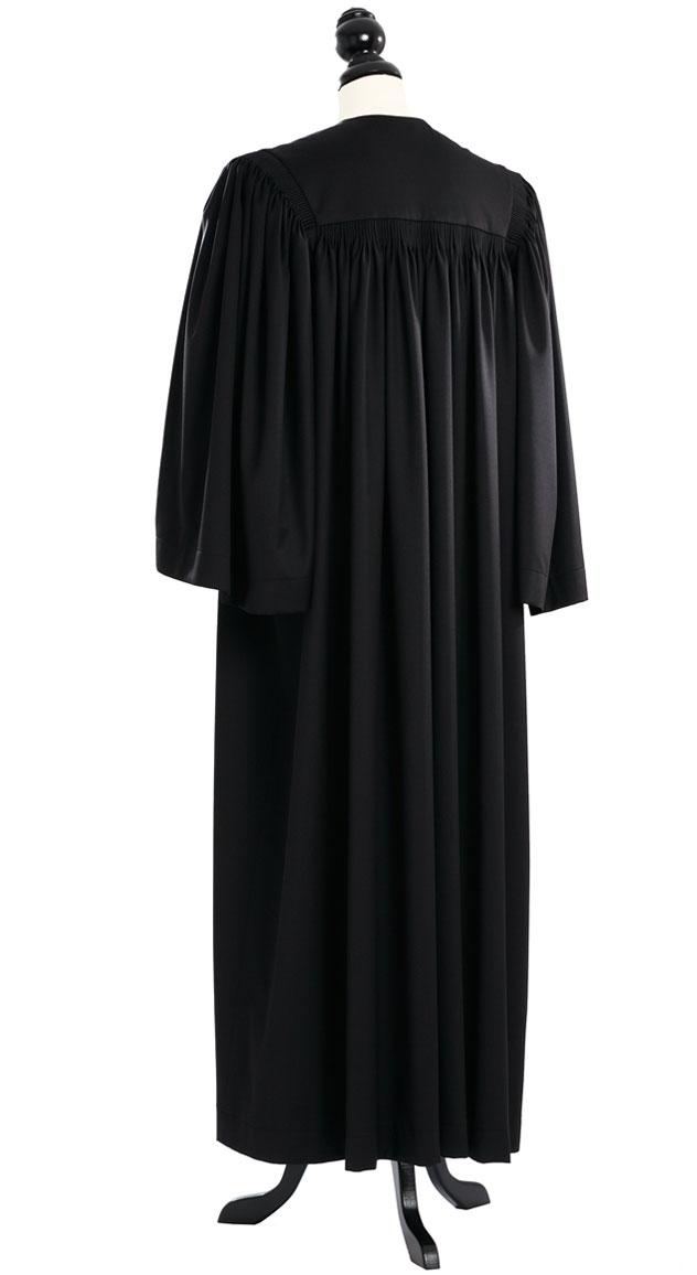 Traditional Geneva Clergy Talar